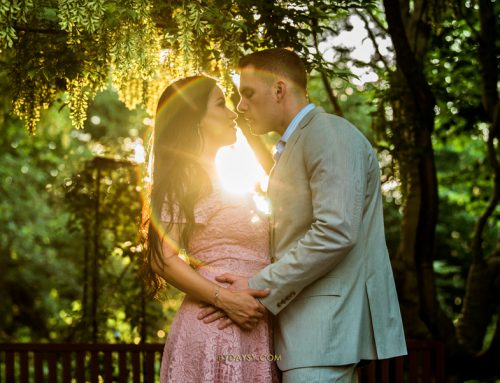 Right-swiped Love Story! Green Spring Gardens Park – Alexandria, VA ~ Camila + Tom