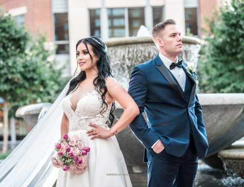 Old Town Alexandria, VA Wedding ~ Sneak Peek into Camila & Tom's big day!