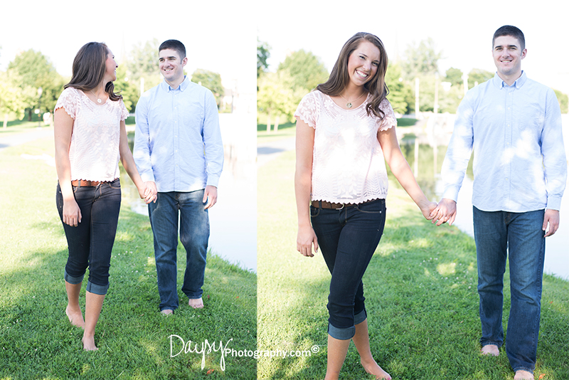 engagement session frederick