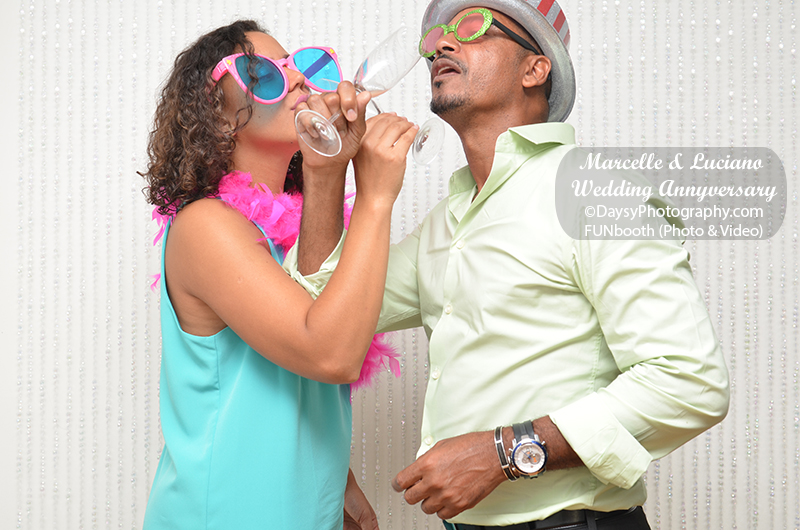funbooth weddiing anniversary