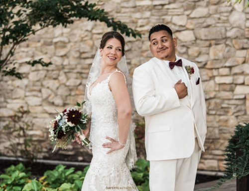 Liberty Mountain Resort Rustic-Chic Wedding – Fairfield, PA ~ Amanda & Elvin