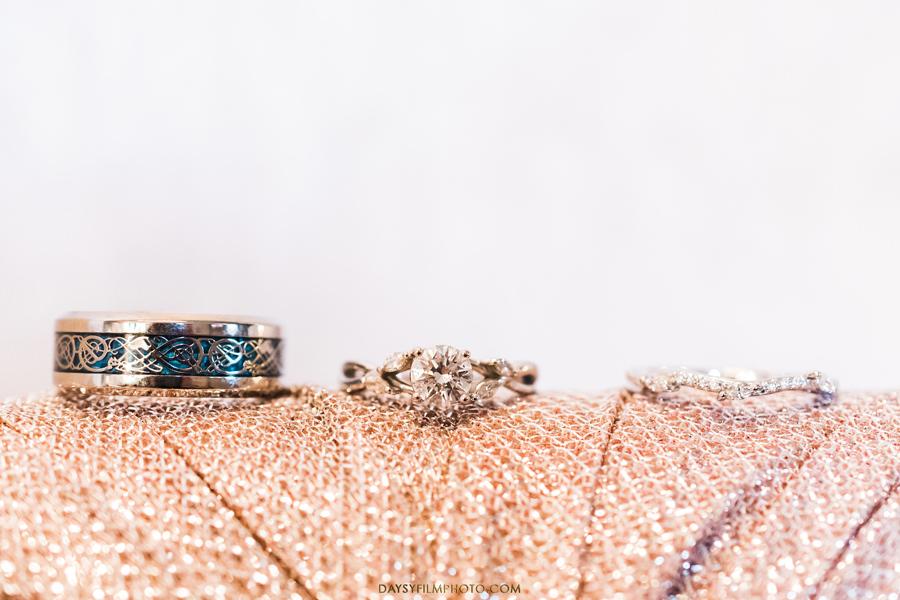 Chesapeake Beach Resort and Spa wedding rings