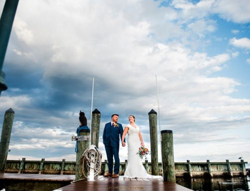 Wedding Chesapeake Beach Resort & Spa, Maryland ~ Casi & Jason