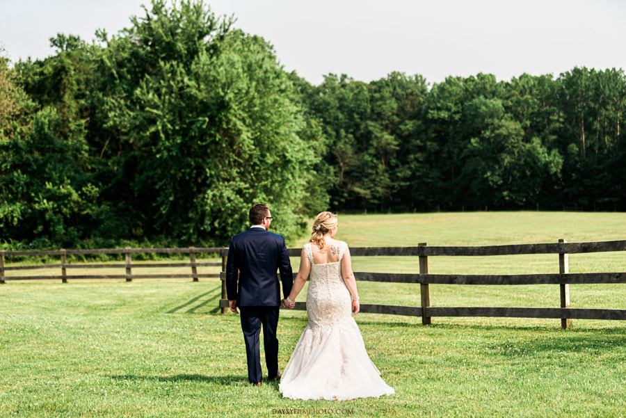 vineyards of mary's meadow farm wedding
