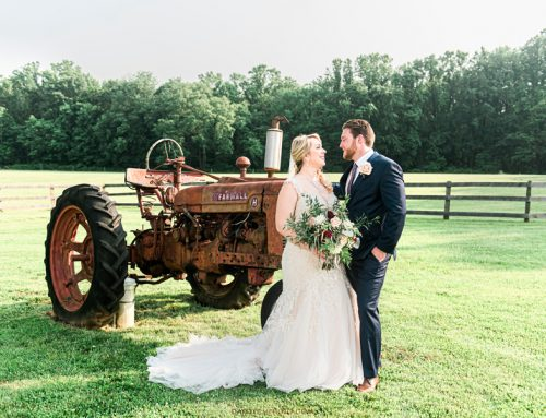 Vineyards of Mary's Meadow Wedding Sneak Peek ~ Shannon & Ian
