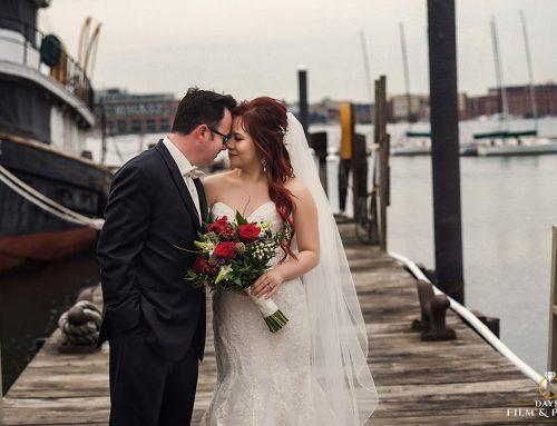 Baltimore Museum of Industry Retro Classic Wedding ~ Betty & Jon