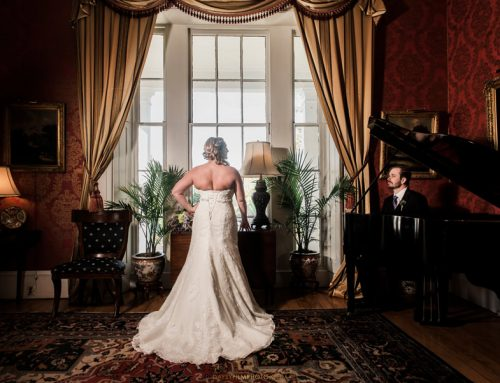Sneak Peak: Antrim 1844 Inn Taneytown, MD Wedding ~ Natalie + Sean