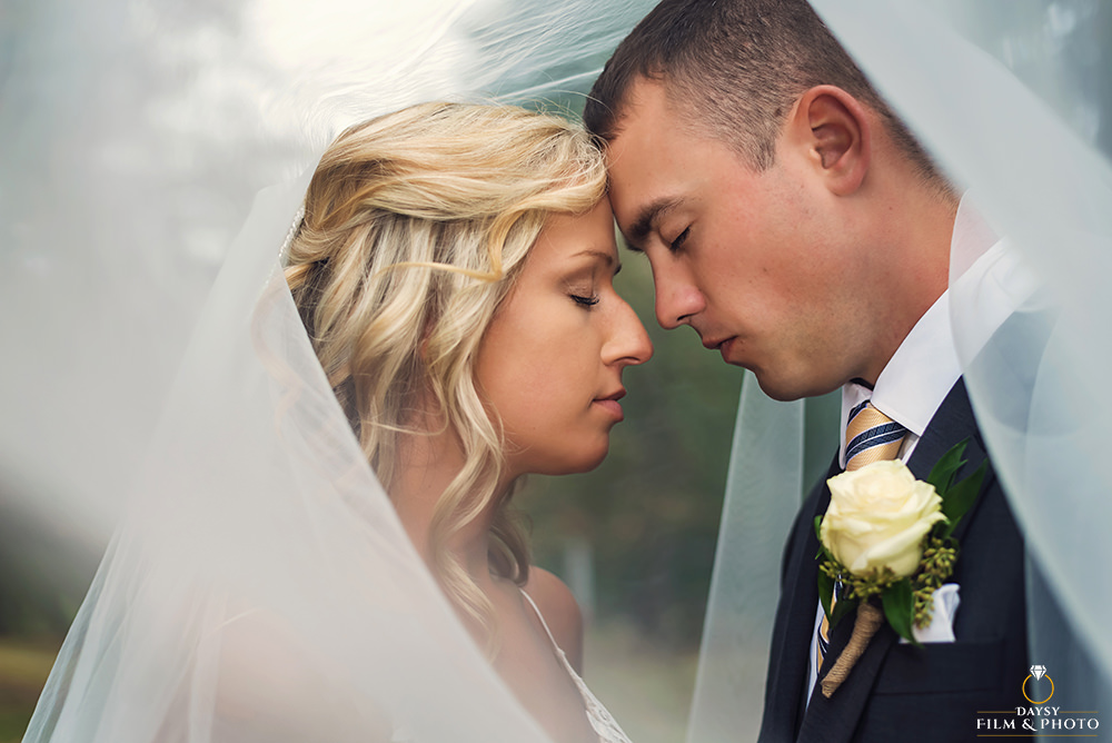 Belmont Historic Manor bride groom