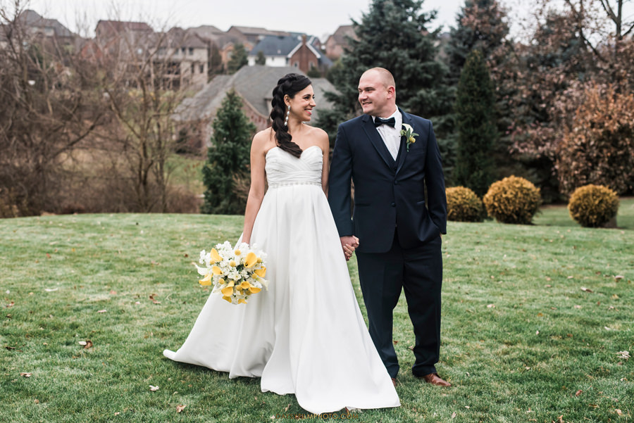 Southpointe Pittsburgh wedding photographer