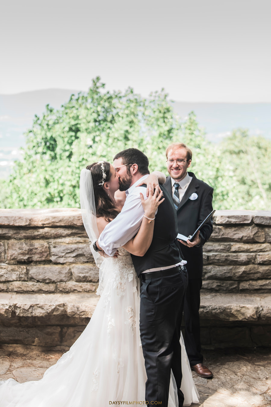 Gambrill state park tea room wedding