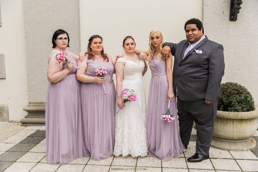 St. Johns Catholic Church Wedding