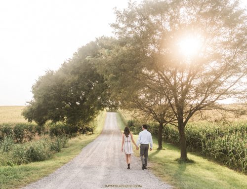 A Hole in One Love Story! A Monocacy Battlefield Engagement, Frederick MD ~ Shelby + Zack